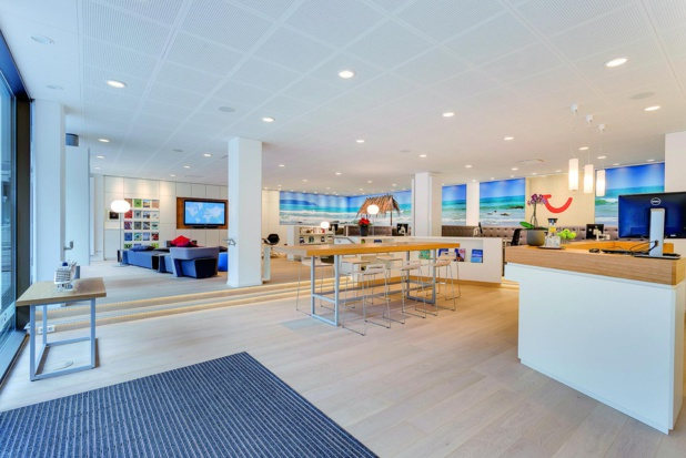 TUI Group souhaite déployer 120 concept stores TUI en Europe - Photo TUI Group