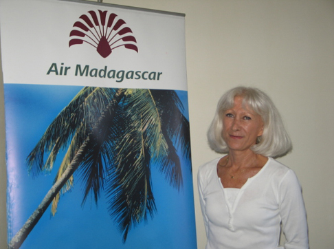 Air Madagascar : Jocelyne Bonnal nommée Directrice Commerciale
