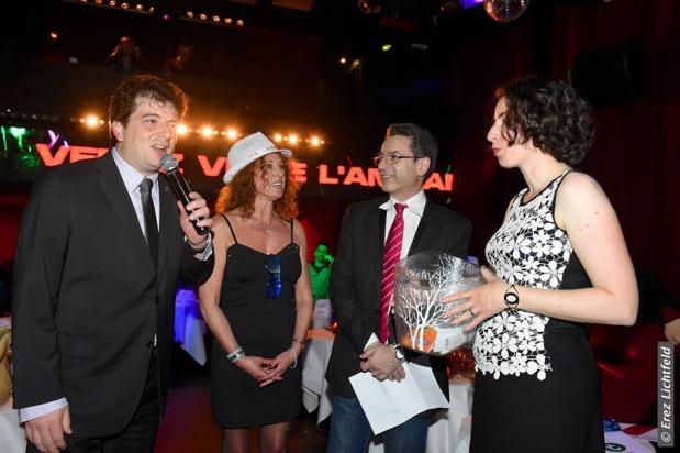 De nombreux lots étaient à gagner lors des soirées - Photo Erez Lichtfeld
