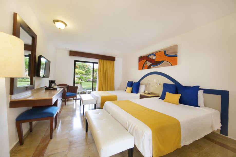 Chambre à l'hôtel Viva Wyndham Dominicus Palace