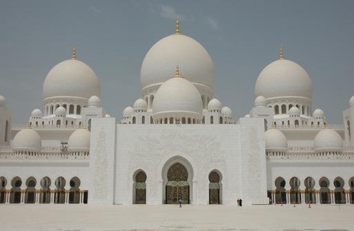 Photo JD - Mosquée Sheikh Zayed