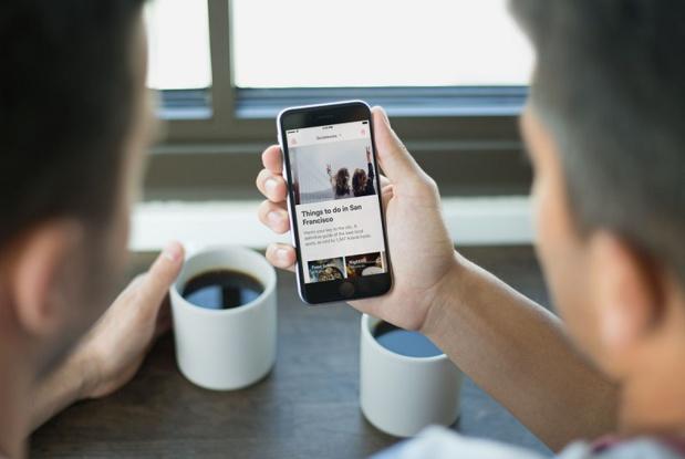 Grâce à un nouvel algorithme, Airbnb propose désormais via son application de mieux comprendre les envies et intérêts des voyageurs afin de leur permettre de trouver le logement le plus adapté à leurs envies. (c) Airbnb