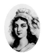 Charlotte Corday, célèbre révolutionnaire