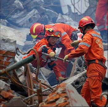 La Chine meurtrie dans son corps et son esprit et le tourisme sinistré