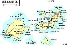 Guadeloupe : Trois Rivières et Les Saintes gravement affectées