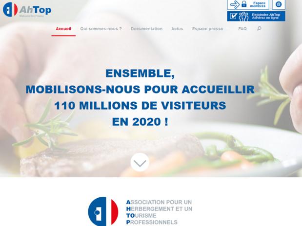 L'AhTop (Association pour un Hébergement et un Tourisme Professionnels) compte près de 30 000 adhérents - DR