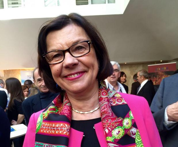 Alix Philipon vient d'être élue par le CA de l'APST à la présidence de l'association - Photo DR