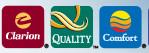 Choice Hotels va développer Clarion, Comfort et Quality au Moyen-Orient