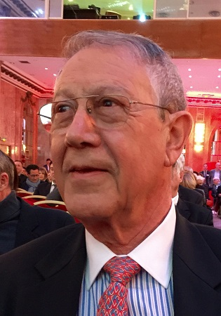 Jean-Claude Rouach est nommé membre d'honneur de l'APST - Photo : J.D.L.