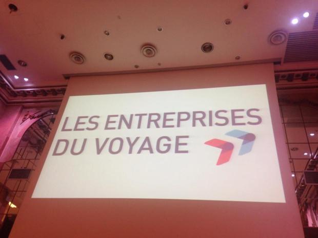 """Pour moderniser son image, le SNAV change de nom et devient """"Les entreprises du voyage"""" - DR : SNAV"""