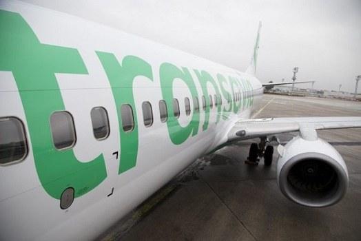 Transavia ouvre des vols Nantes-Faro et Nantes-Alger en 2016 - Photo : Transavia