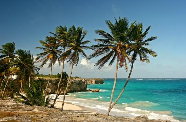 Vue sur la plage de Bottom Bay - DR : Sandals Resorts