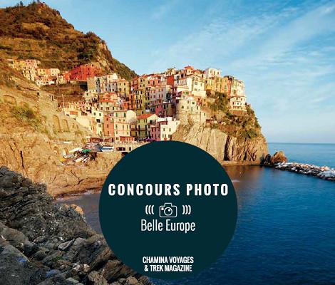 Le concours photo de Chamina Voyages se déroule du 1er mai au 30 juin 2016 - DR : Chamina Voyages