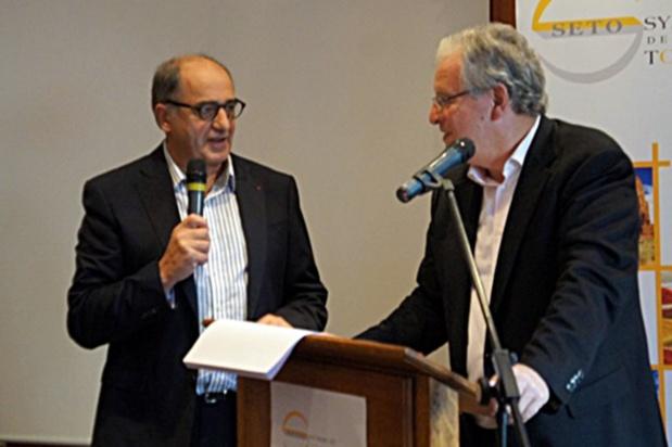 Jean-Pierre Mas devait annoncer cette grande et bonne nouvelle durant l'AG du Znav /photo dr