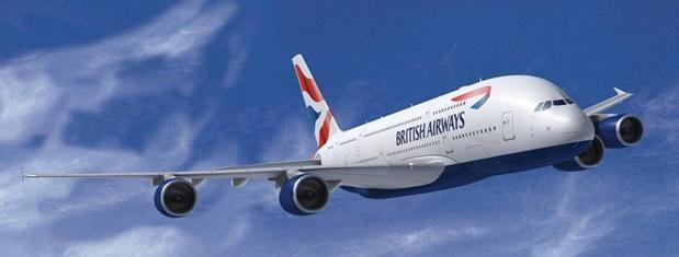British Airways volera entre Londres et Biarritz jusqu'au 25 septembre 2016 - Photo : British Airways