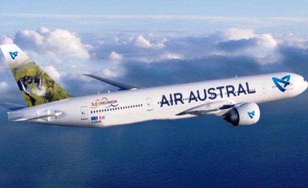 Air Austral n'aura pas d'Airbus A380, mais de nouveaux Boeing 787 Dreamliner de 242 sièges - DR