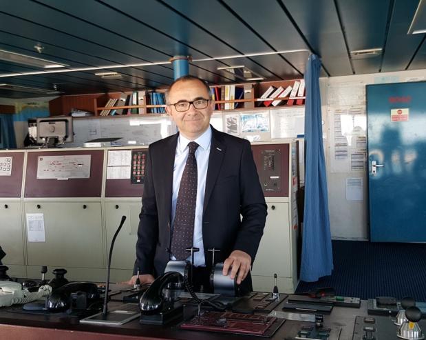 Corsica Linea va adopter une stratégie « pragmatique », comme l'a répété à maintes reprises Pierre-Antoine Villanova, DG de Corsica Linea - DR : A.B.