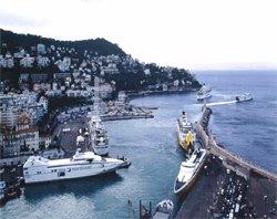 La Corse fait sa promotion à Nice