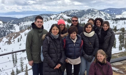 Les agents de voyages français ont visité la région de la High Sierra en Californie - Photo : Visit California