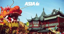 ASIA : offre agents de voyages en Chine