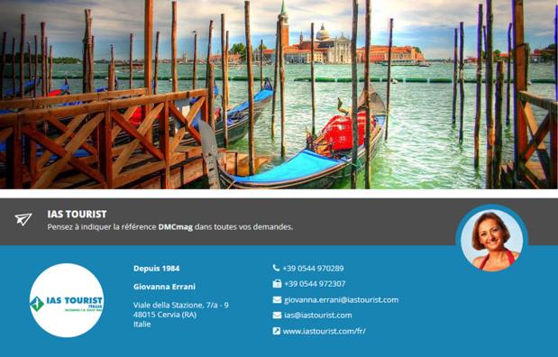 IAS Tourist, Réceptif Italie