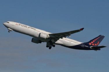 Brussels Airlines volera 12 fois par semaine entre Nantes et Bruxelles à compter du 14 juin 2016 - Photo : Brussels Airlines