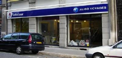 la nouvelle agence ALISO du 5, cours Jean Jaurès dans le centre ville