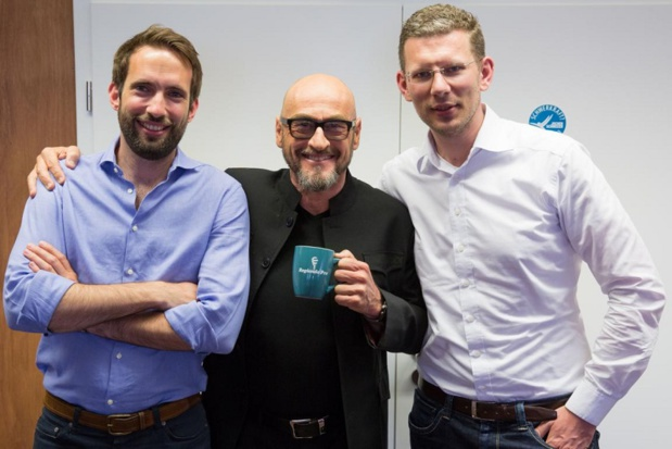 Yann Maurer, Jochen Schweizer, Oliver Nützel (c) Nicolas Mercier