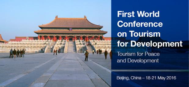 La conférence mondiale sur le tourisme pour le développement se déroulera jusqu'au 21 mai prochain - DR