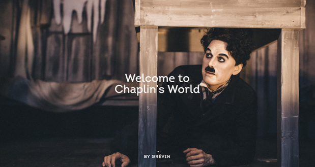 Chaplin's world, la nouveauté de la Compagnie des Alpes. DR - Chaplin's World.