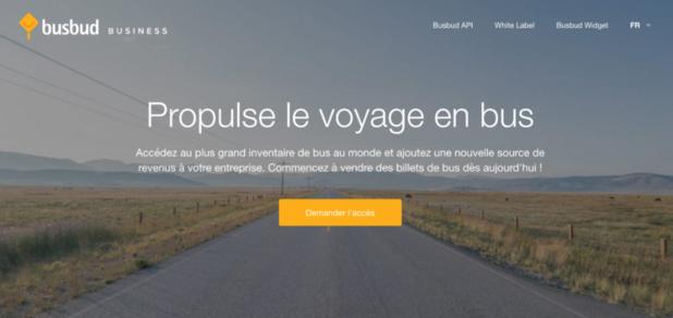 Busbud lance son API (c) Busbud