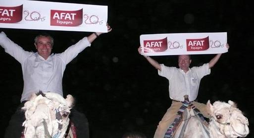 Fram associé aux 20 ans d'Afat Voyages