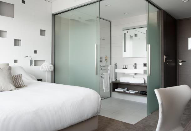 Le Saint Antoine Hôtel & Spa dispose de 61 chambres - DR : Best Western