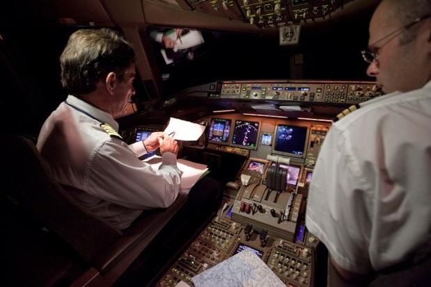 Les adhérents du SNPL, pour qui la Loi Travail n'est qu'un amusant projet, viennent de voter à 66% des adhérents pour la possibilité d'émettre un préavis de grève de plus de six jours - DR : Air France, Virginie Valdois