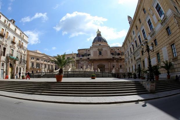 A Palerme, pas le temps de s'ennuyer pour qui aime flâner à la découverte des richesses culturelles ou simplement pour le plaisir des yeux - DR : G.S.