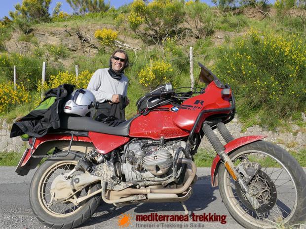Igor, PDG associé (avec Lorenzo et Francesco) et directeur technique de Mediterranea Trekking - DR : Oliver_Trips