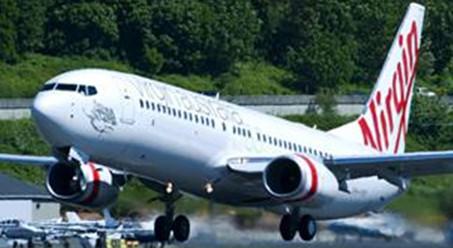 HNA devrait prendre 13 % du capital de Virgin Australia - Photo : Virgin Australia