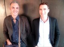 Romain et Paul sont les deux fondateurs de Terres des Andes - Photo : Les Nouvelles Terres