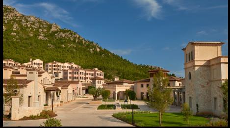 Le Park Hyatt Majorque est inspiré des villages traditionnels de l'île - Photo : Park Hyatt