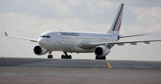 Le trafic d'Air France pourrait être perturbé entre le 11 et le 14 juin 2016 - Photo : AF Virginie Valdois