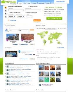 MonNuage.fr : nouveau look, nouvelles fonctionnalités
