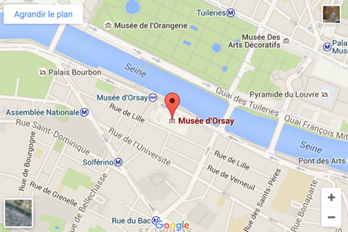 Paris : le Musée d'Orsay rouvrira mardi 7 juin