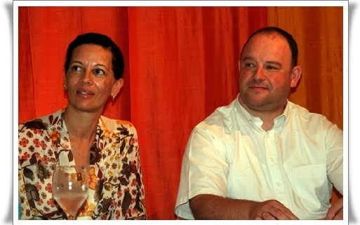 Mes Emmanuelle Llop et David Sprecher, avocats du CEDIV