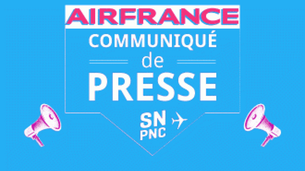Air France : les hôtesses et stewards déposent un préavis de grève