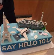 XL Airways met le cap sur Hollywood - DR : XL Airways