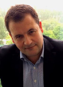 Thierry Orsoni deviendra directeur de la Communication et des Relations institutionnelle du Club Med le 6 juillet 2016 - Photo : Club Med