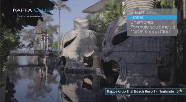 6 vidéos Kappa Club pour devenir incollable sur le produit et remporter une semaine au Kappa Club Grande Canarie 4 * - Photo Kappa Club