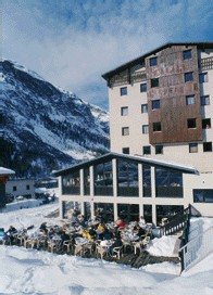 HOTEL CLUB MMV LES BREVIERES A TIGNES