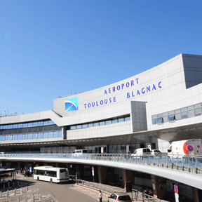 Aéroport Toulouse-Blagnac - DR