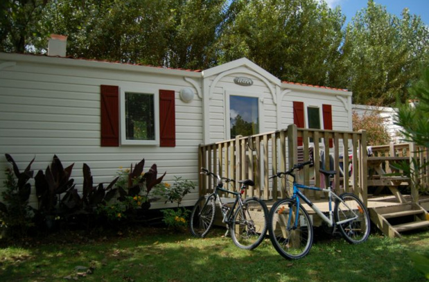 CAMPING ATLANTICA, mobil-homes  - DR
